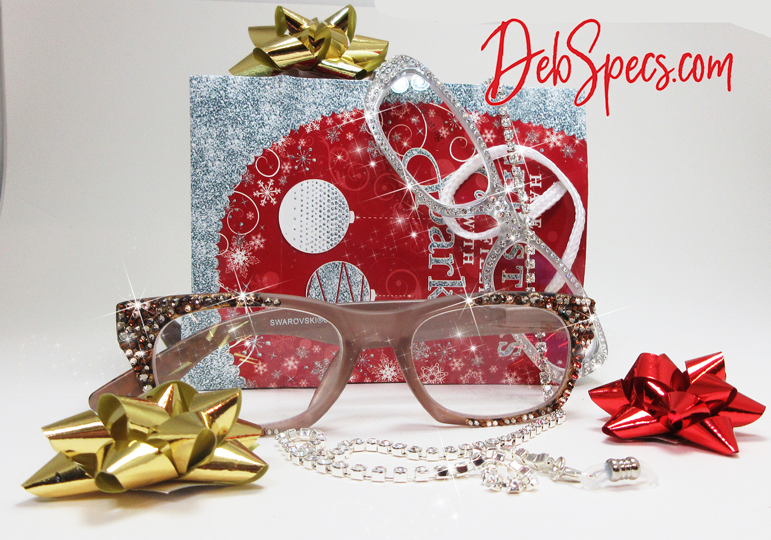 Sparkly Holiday Style